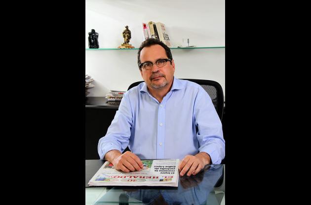 Marco Schwartz, director de El Heraldo