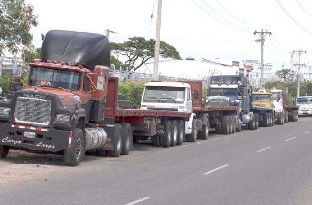 camioneros transportes