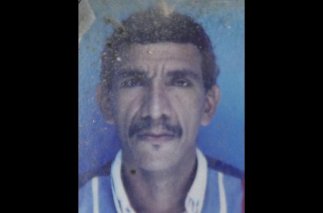 Alberto Reyes. Muerto. Rayo le cayó cuando estaba en finca, en Arjona.