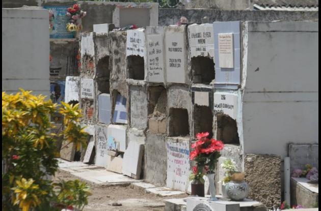 cementerios de cartagena