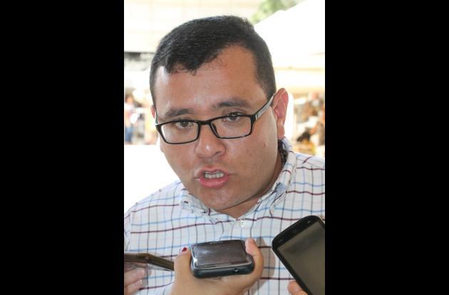 Nicolás Hernández, subdirector de la Unidad Administrativa de Organizaciones Solidarias.
