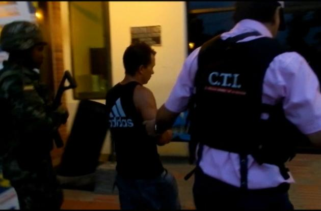 Capturados alias 'el Comandante' por homicidio en Santa Rosa de Lima.