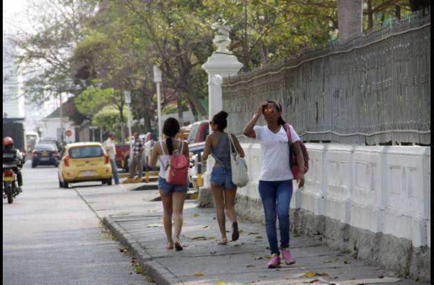 mujeres Cartagena