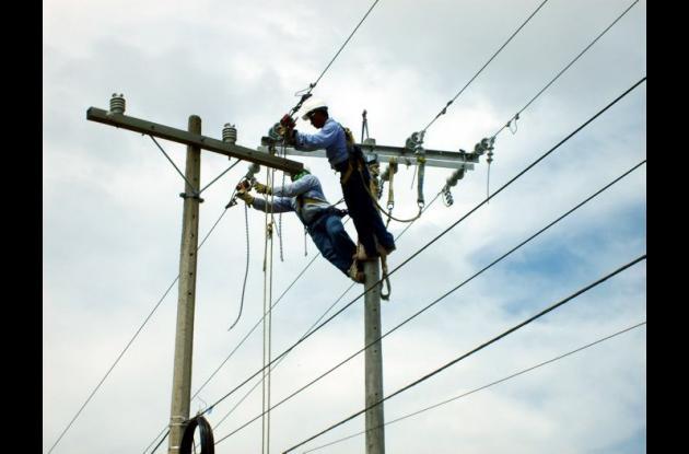 Electricaribe anunció para el presente año inversiones en el proyecto Chinú - Bostón.
