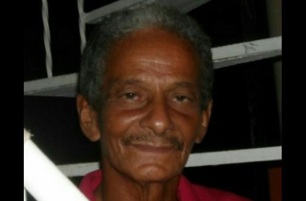 Robinson De Ávila, taxista asesinado.