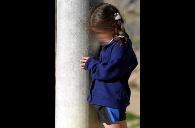 Abuso sexual con menores