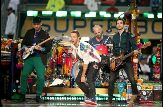 Banda musical Coldplay