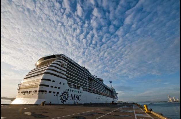 Más de treinta y cinco líneas de cruceros tocarán con sus buques de turismo al Puerto de Cartagena.