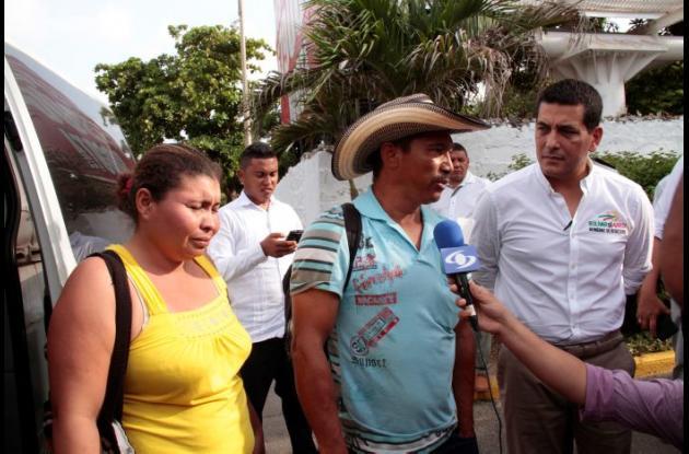 Familia de menor de 15 años que se lanzó de edificio en Bocagrande.