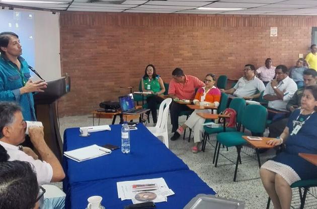 Se reunieron en la Gobernación de Sucre los miembros del Sistema de Responsabilidad Penal para Adolescentes.
