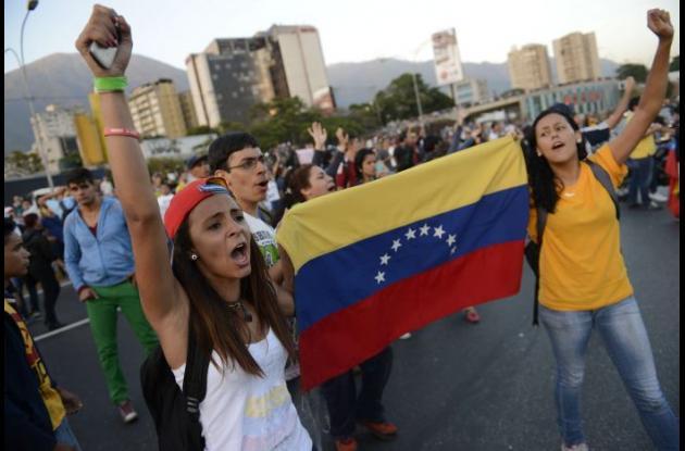Oposición en Venezuela