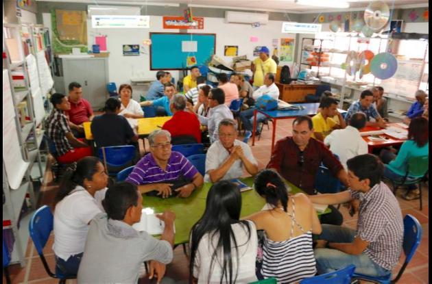 Mesas de trabajo para dar soluciones a problemas ambientales de Baranoa.