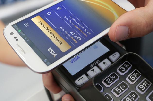 Pagos es uno de los usos más generalizados de la tecnología NFC.