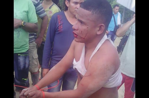 Luis Agámez, asesinado por el Eln en sur de Bolívar. Lo señalaban de violar y matar a niña de 6 años.