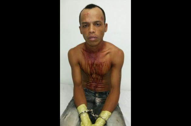 Luis Betancourt cayó junto a Rotsen Acuña por el crimen de Dagoberto Hurtado Amaya.