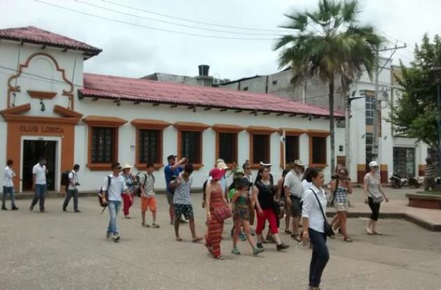 Delegación de turistas de Bélgica llegaron a tierras cordobesas.