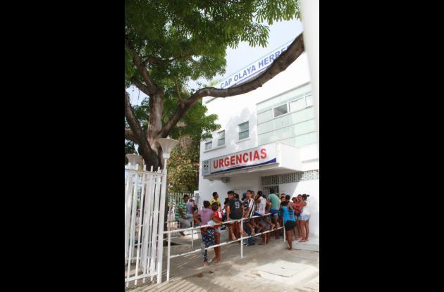 Un total de 340.029 atenciones ha prestado la ESE Hospital Local Cartagena de Indias (HLCI) este año.