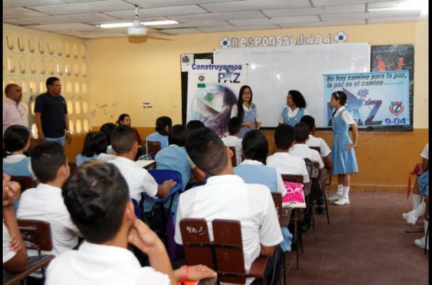 I.E Soledad Acosta de Samper