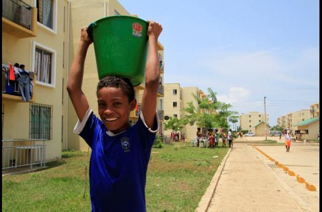 Agua potable Cartagena