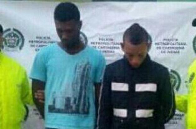 Alias Maicol y el Cangrejo, condenados por matar a Oswaldo Camargo en medio de atraco, en Nuevo Bosque.