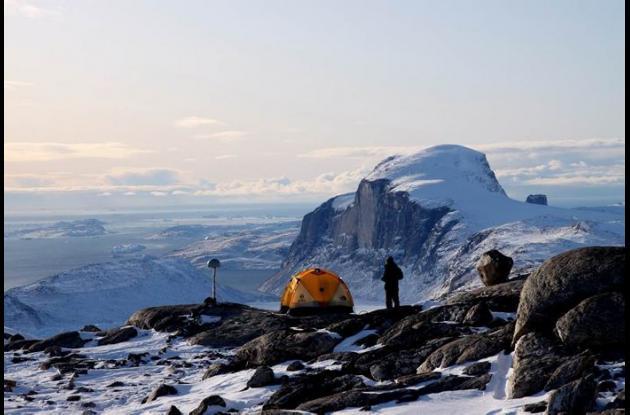 Groenlandia sigue perdiendo hielo.