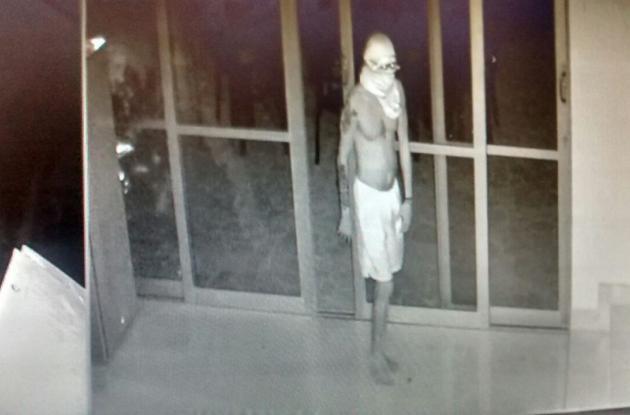 Alias el Mago, capturado por robos en Zona Norte de Cartagena.