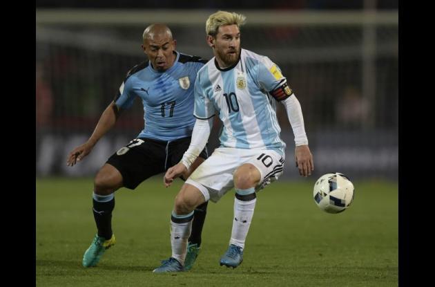 Encuentro Argentina-Uruguay.