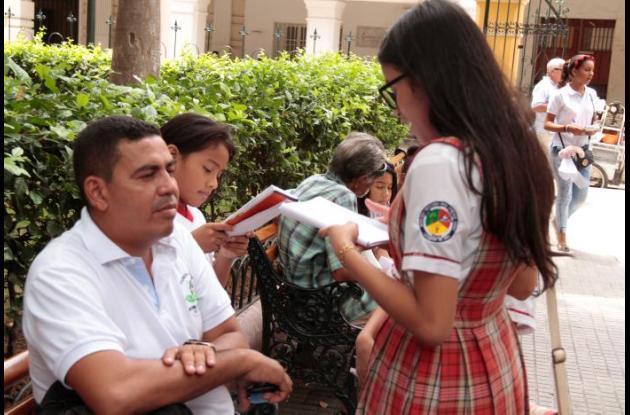 Picó Lector colegio Olga González Arraut