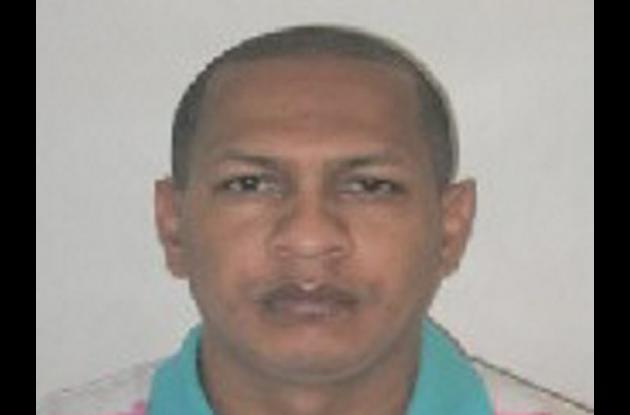 John Jairo Jiménez Atencio, alias 'Pichi'.