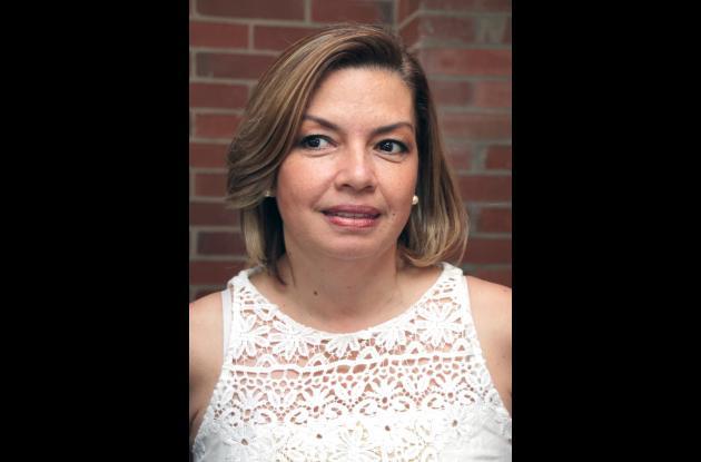 Rosa Stella Romero, secretaria de Planeación Municipal.