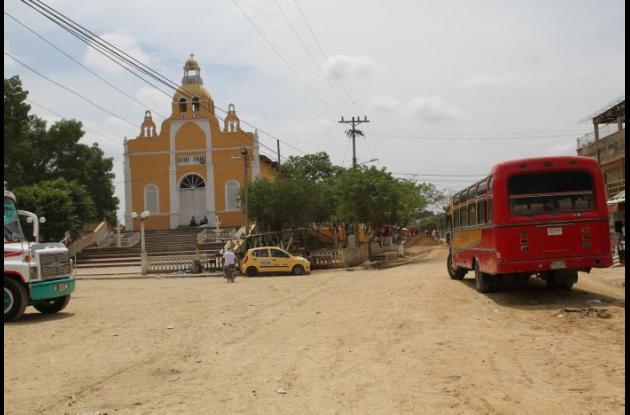 Santa Rosa de Lima.