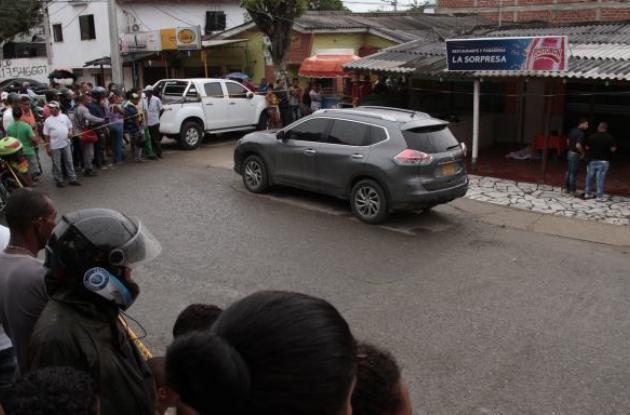 Matan a Raúl Parra en El Bosque, en restaurante.