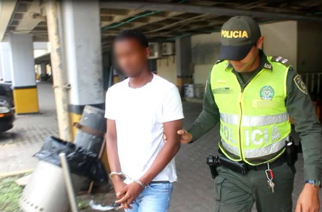 Alias 'el Muelitas', capturado por el asesinato de Kardir Acevedo en Daniel Lemaitre.