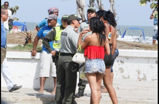 Abuso policial contra población LGBT