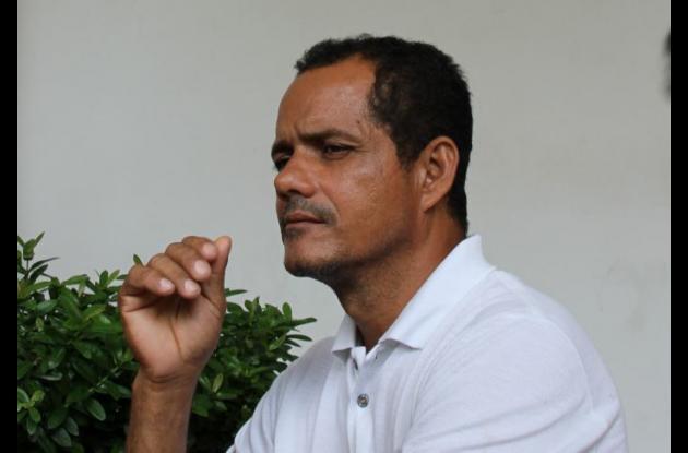 Wilmer Peñaranda Gaitán, padre de Wilmer Peñaranda Rebolledo, quien fue asesinado en Torices.