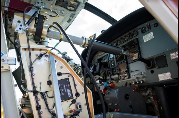 Aviación y robots
