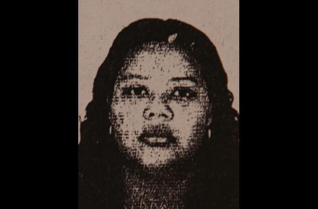 Sandra Paternina, murió en accidente en Marialabaja.
