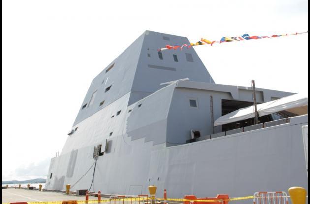 El barco estará atracado en Cartagena hasta el domingo 20 de noviembre.