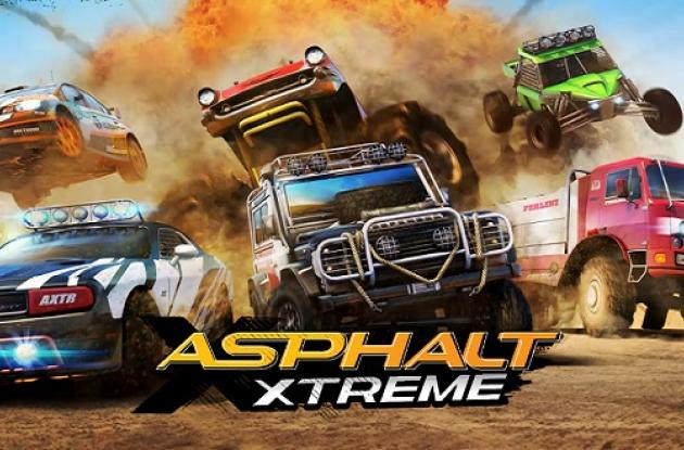 Asphalt Xtreme de Gameloft