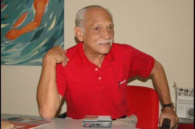 Argemiro Bermúdez, líder liberal.
