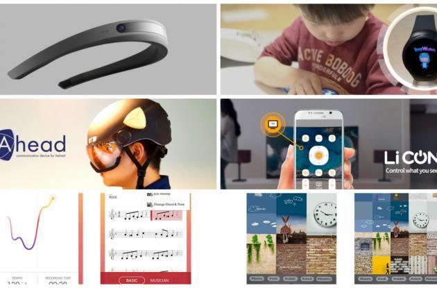 Emprendimiento tecnológicos del C-Lab de Samsung.