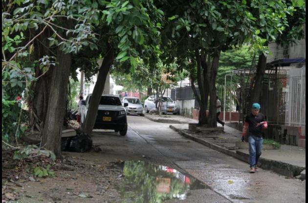 El estudiante de 20 años Guillermo Rodríguez murió al recibir un balazo en la espalda, en el barrio La Troncal, cuando policías controlaban desmanes.