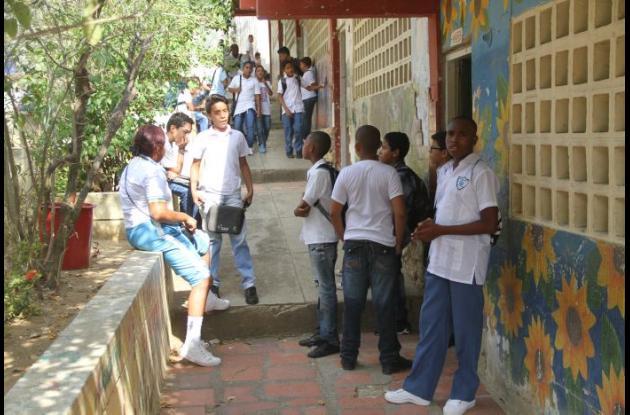 Institución Educativa Las Gaviotas