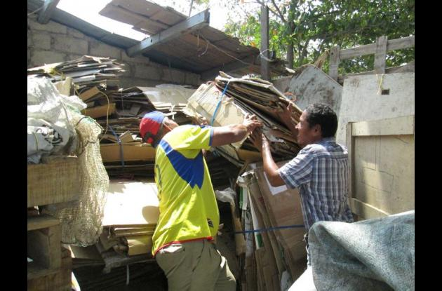 Recicladores Cartagena