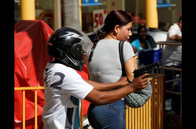 Robo en Cartagena