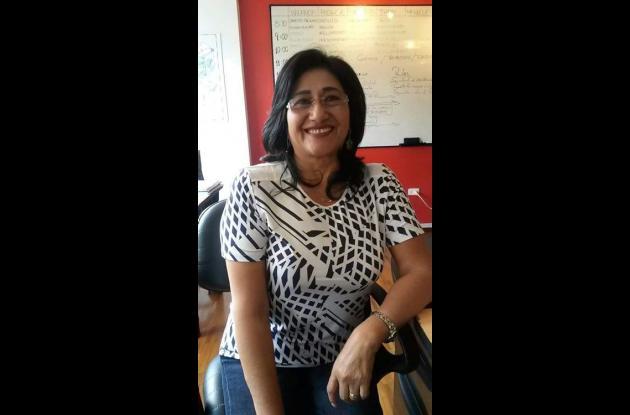Marina Uzurieta, ecuatoriana que desapareció en Islas del Rosario.
