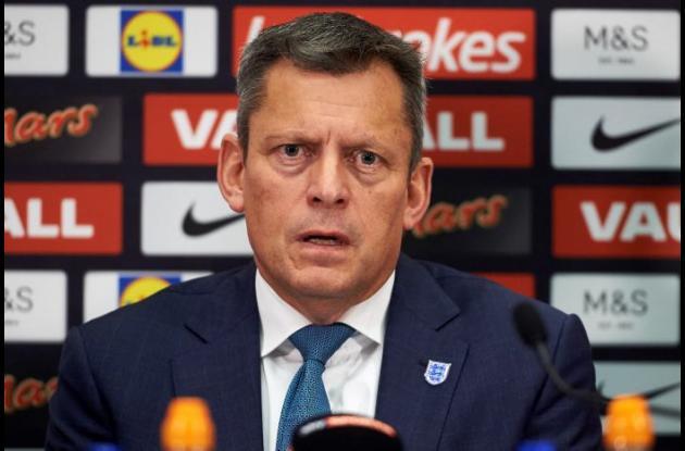 Martin Glenn, director ejecutivo de la FA