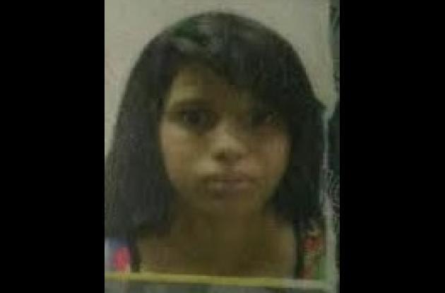 Katherine González, quien fue asesinada por su marido en María Cano, Cartagena. Luego, su marido se suicidó.