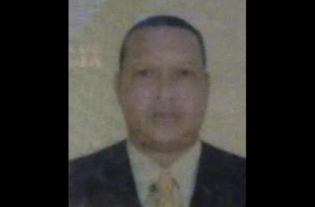 Jesús Rincón. Mató a su mujer en María Cano y luego se suicidó.