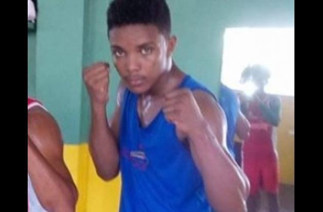 Dairon Puello, boxeador que se ahogó en un pozo en Arjona.